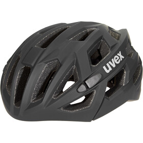 UVEX Race 7 Helm black